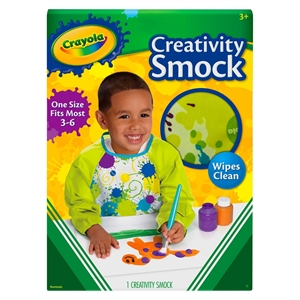 Crayola Art Smock, Multi-Colored