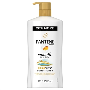 Pantene Pro-V Smooth & Sleek Dream Care Conditioner 28.9 oz