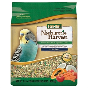 Kaytee Nature's Harvest Parakeet Pe