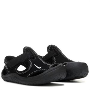 Nike Sunray Protect Sandal Toddler Black/White/Dk Grey