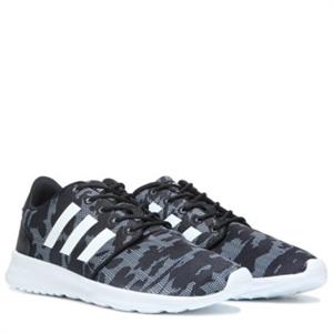 adidas Neo Cloudfoam QT Racer Sneaker Black Print