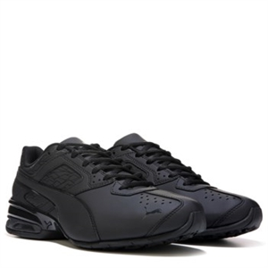 Puma Tazon 6 Fracture Softfoam Running Shoe Black