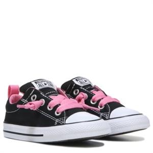 Converse Chuck Taylor All Star Street Low Top Sneaker Black/Pink