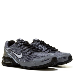Nike Air Max Torch 4 Running Shoe Grey/White/Black