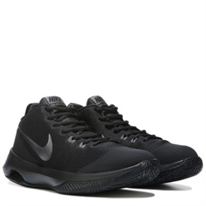 Nike Air Versatile Basketball Shoe Black/Black