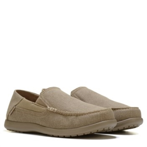 Crocs Santa Cruz 2 Lux Slip On Khaki/Khaki