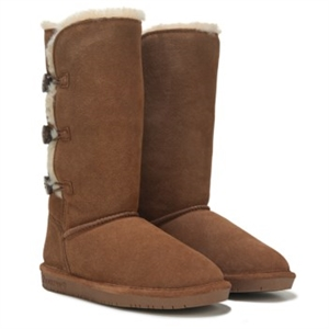 BEARPAW Lauren Winter Boot Hickory