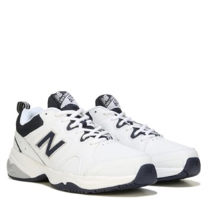 New Balance 609 V3 Memory Sole Sneaker White/Navy