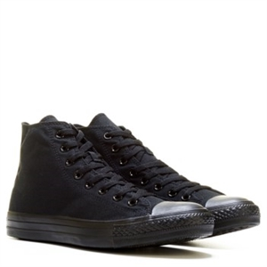 Converse Chuck Taylor All Star High Top Sneaker Black/Black