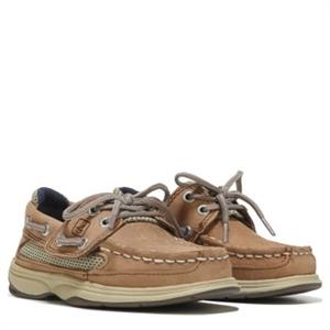 Sperry Top-Sider Lanyard Velcro Boat Shoe Toddler/Preschool Tan