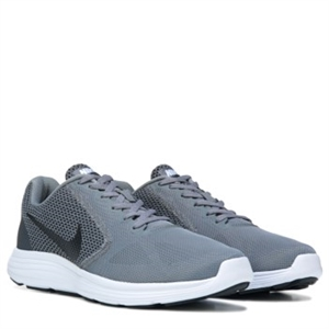 Nike Revolution 3 Running Shoe Grey/Black