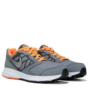 Nike Downshifter 6 Running Shoe Pre/Grade School Grey/Orange