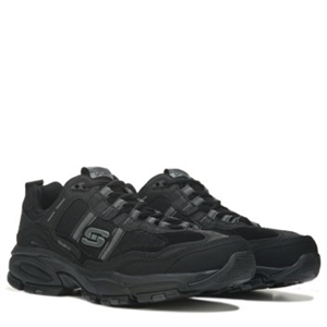 Skechers Vigor 2.0 Trait Memory Foam Sneaker Black