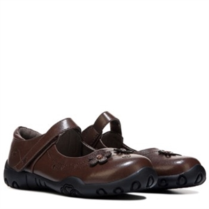 French Toast Erica Mary Jane Toddler/Pre/Grade School Brown