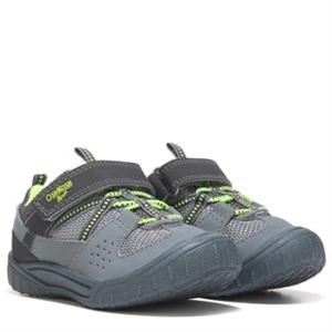 OshKosh B'gosh Hallux Sneaker Toddler/Preschoool Grey/Lime