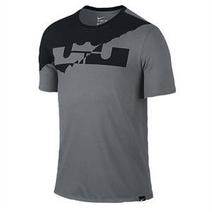 Nike LeBron Split Crown T