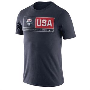 Nike USA Basketball Team T