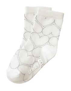 Sparkle Heart Socks