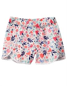 Floral Soft Shorts