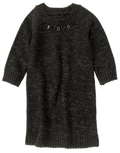 Gem Sweater Dress