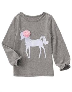 Unicorn Blossom Tee