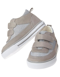 Sparkle High-Top Sneakers