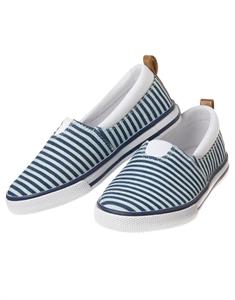 Stripe Slip-On Sneakers