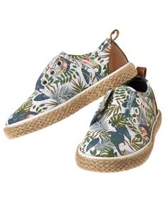 Palm Slip-On Espadrilles