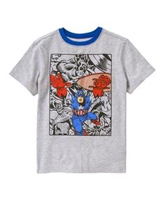 Captain America Tee