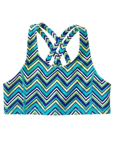 Chevron Active Bra