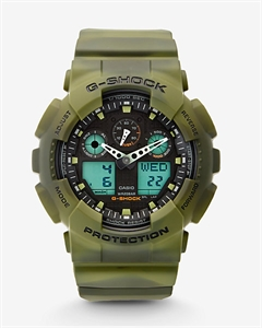 G-shock Extra Large Green Camo Watch