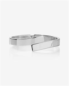 Crossover Hinge Bracelet