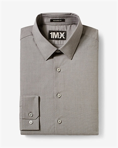 Classic Fit Textured 1MX Shirt