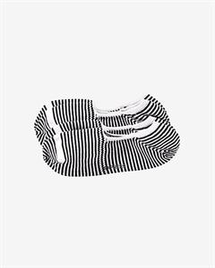 2-pack Striped No Show Socks