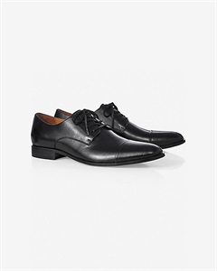 Leather Oxford Dress Shoe