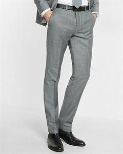 Slim Photographer Micro Twill Suit Pant