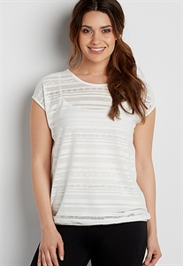 Dolman Top With Open Back