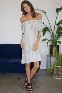 Ties To Florence Dress