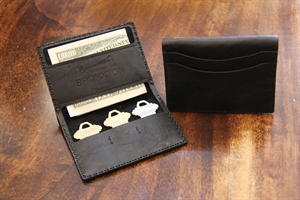 The Key - Minimalistic Leather Wallet