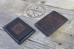 The Briber - Minimalistic Leather Wallet