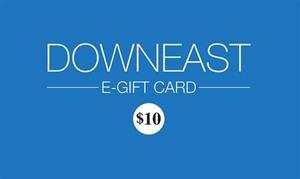 $10.00 E-Gift Card
