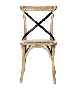 Brooklyn Metal X-Back Chair