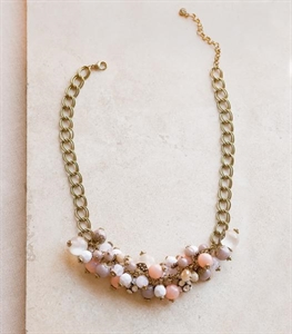 Chateaux Bead Necklace
