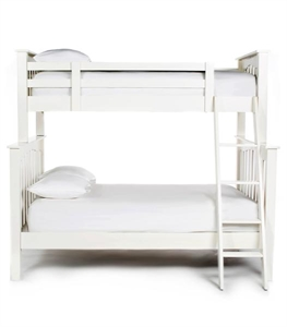 Carolina Mission Twin Over Full Bunk Bed