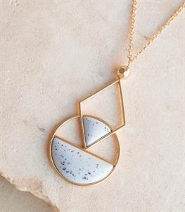 Modern Mode Necklace