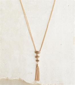 Agate Terrace Necklace