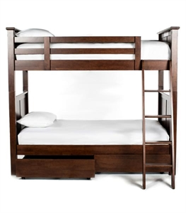 Carolina Mission Bunk Bed