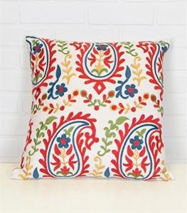 Paisley Decorative Pillow