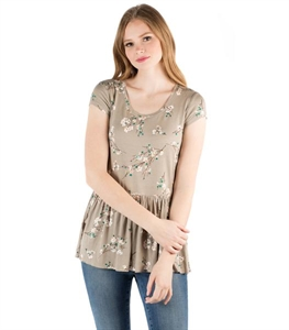 Carefree Day Top