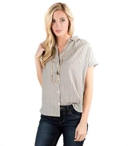 Preppy Chic Shirt